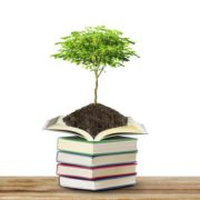 books with tree