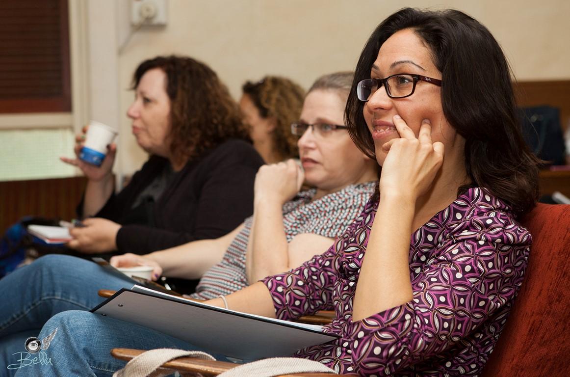 סדנא לפרויקט עסקית נשים בקהל