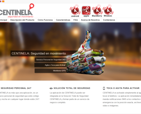 centinelamx website