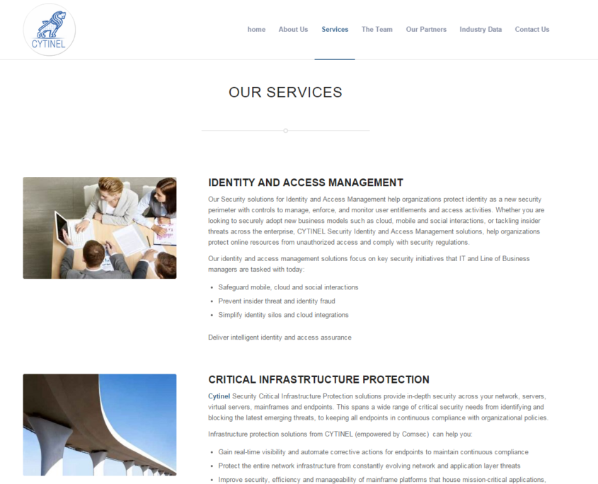 cytinel_services_page